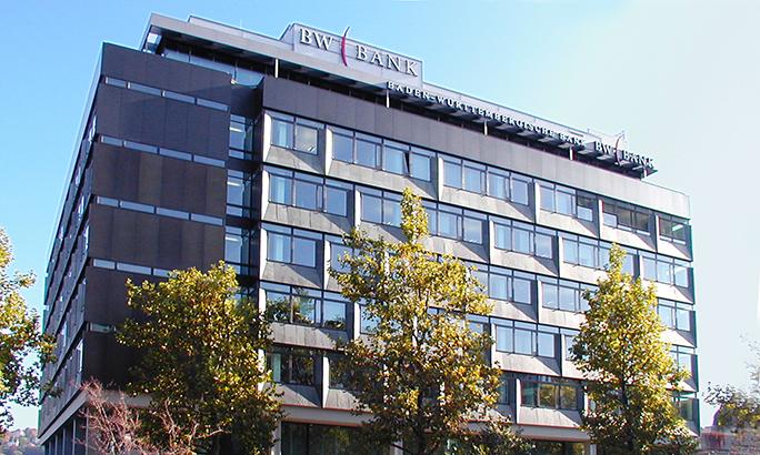 GunoldConsult GmbH . Projekte . BW-Bank AG Stuttgart